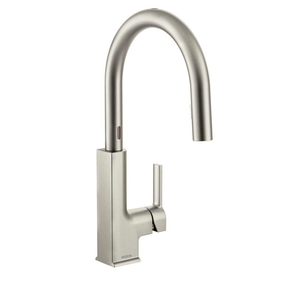 Motionsense Kitchen Faucet: STo Single Handle Kitchen Faucet With MotionSense