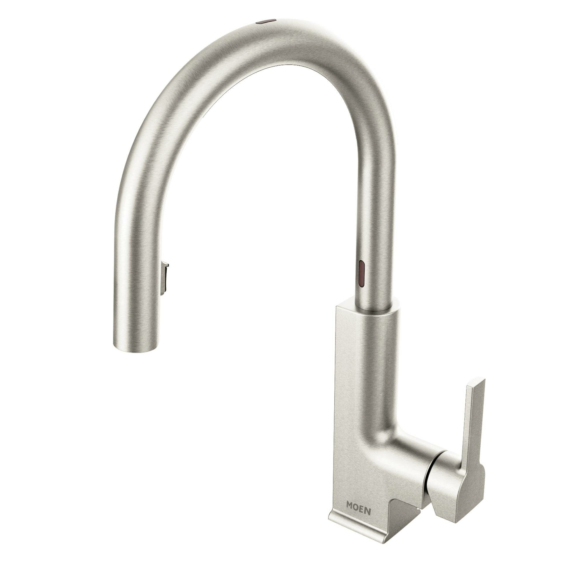 sto single handle kitchen faucet with motionsense wayfair