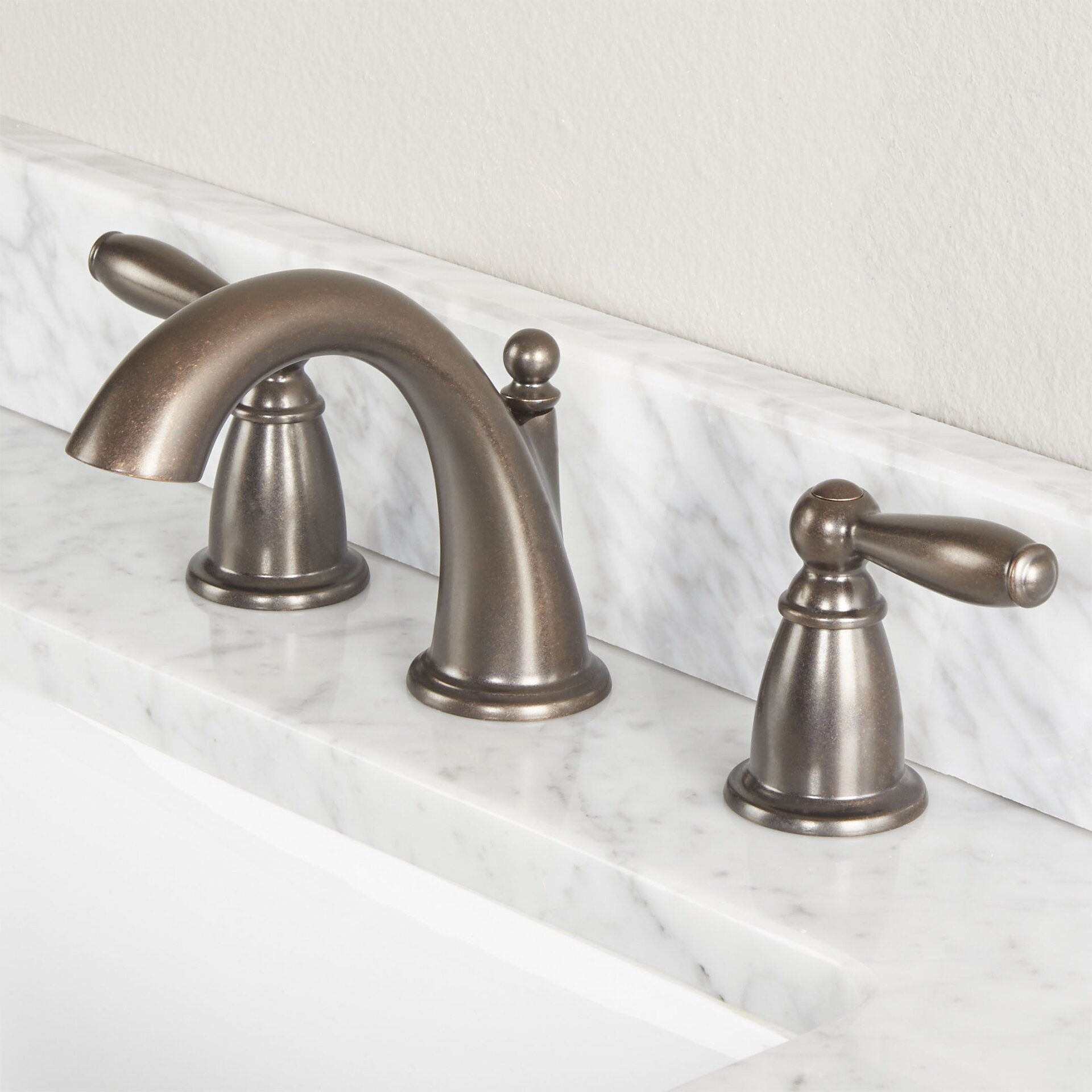 Brantford Double Handle Widespread Bathroom Faucet Wayfair