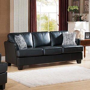 InRoom Designs Queen Sleeper Sofa & Reviews
