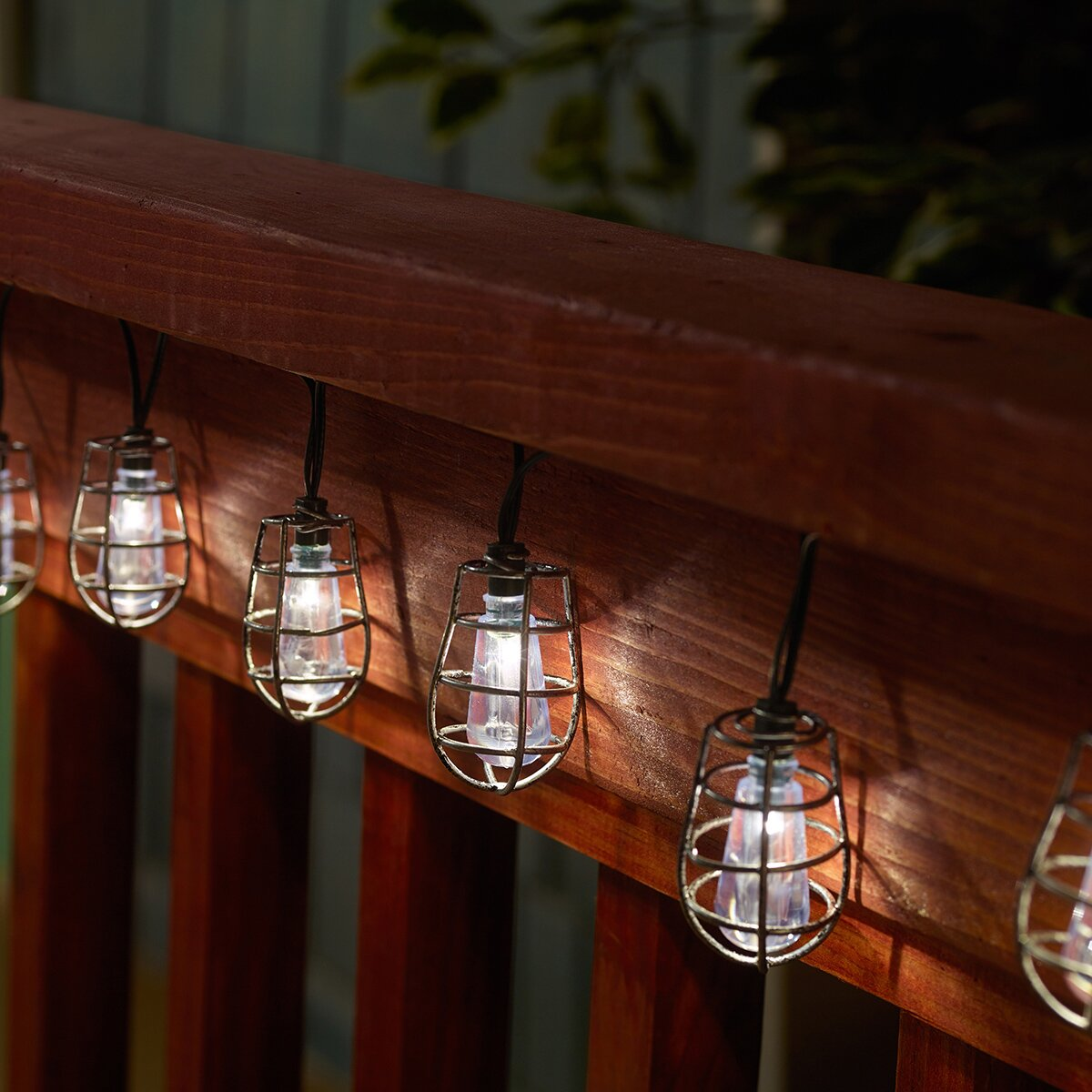 smart solar solar 20 light lantern string lights reviews
