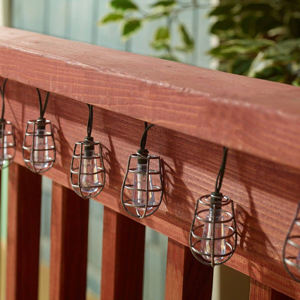 Smart Solar Solar 20-Light Lantern String Lights & Reviews