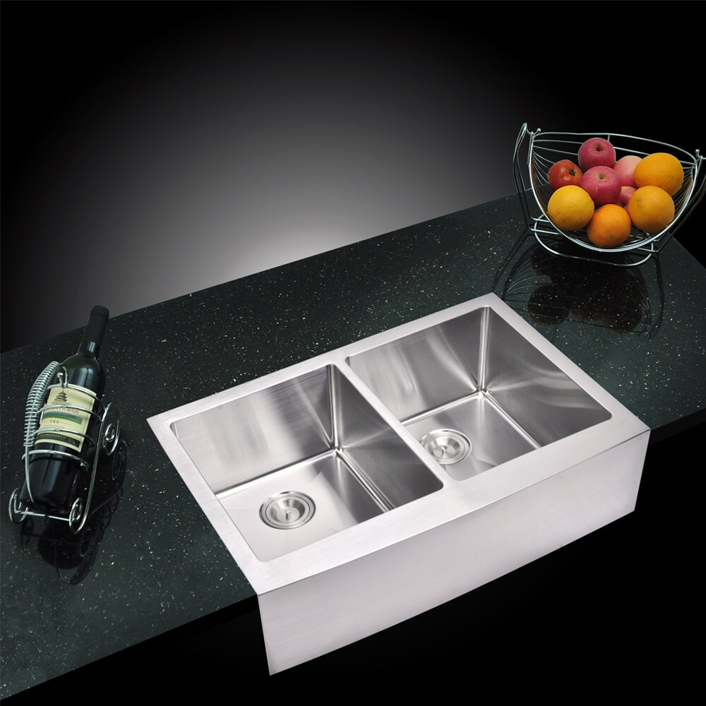 Kitchen Sinks Water Creation Part #: SSSG-AD-3322C SKU: YWC1344