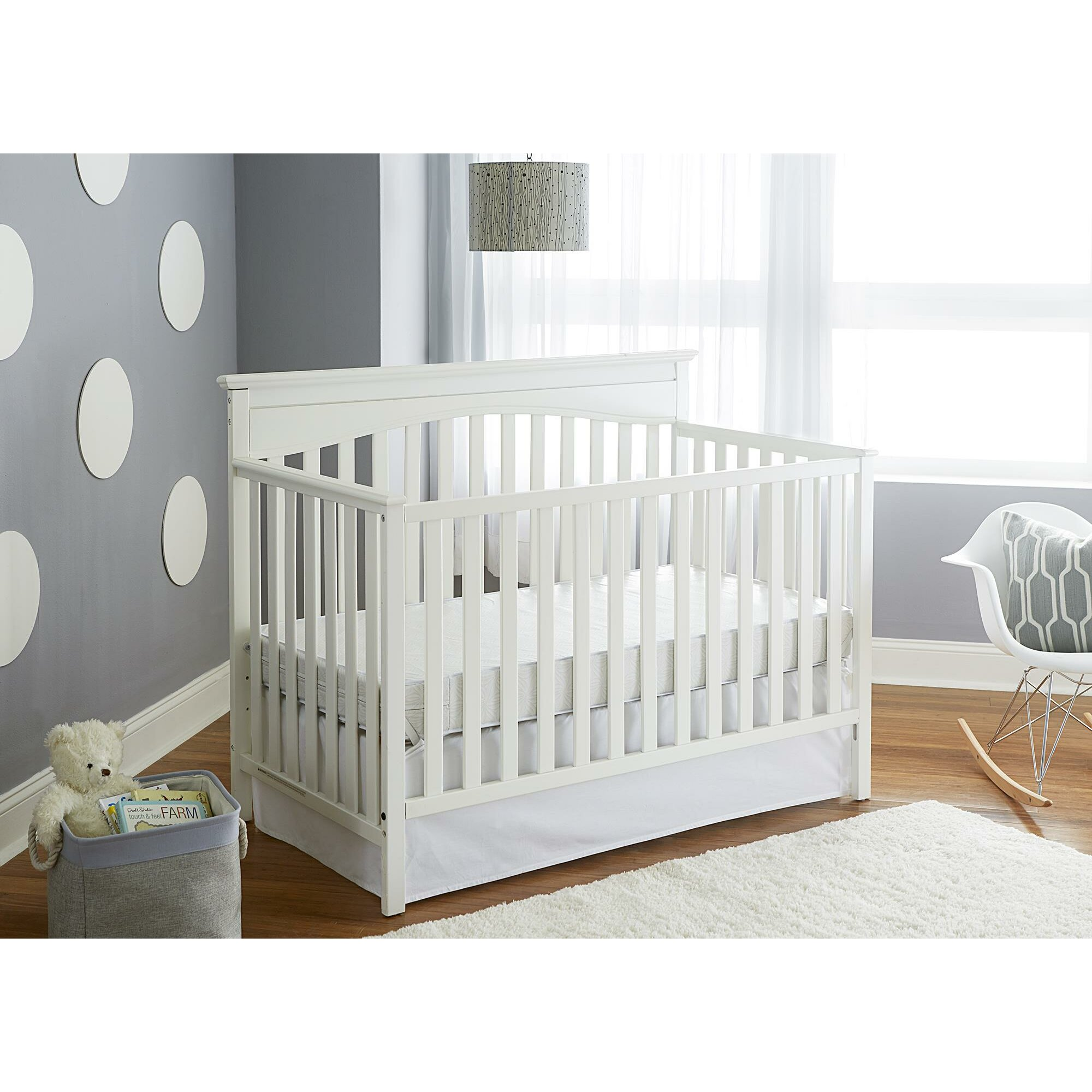 "Safety 1st Classic 112 Baby 5"" Crib Mattress"