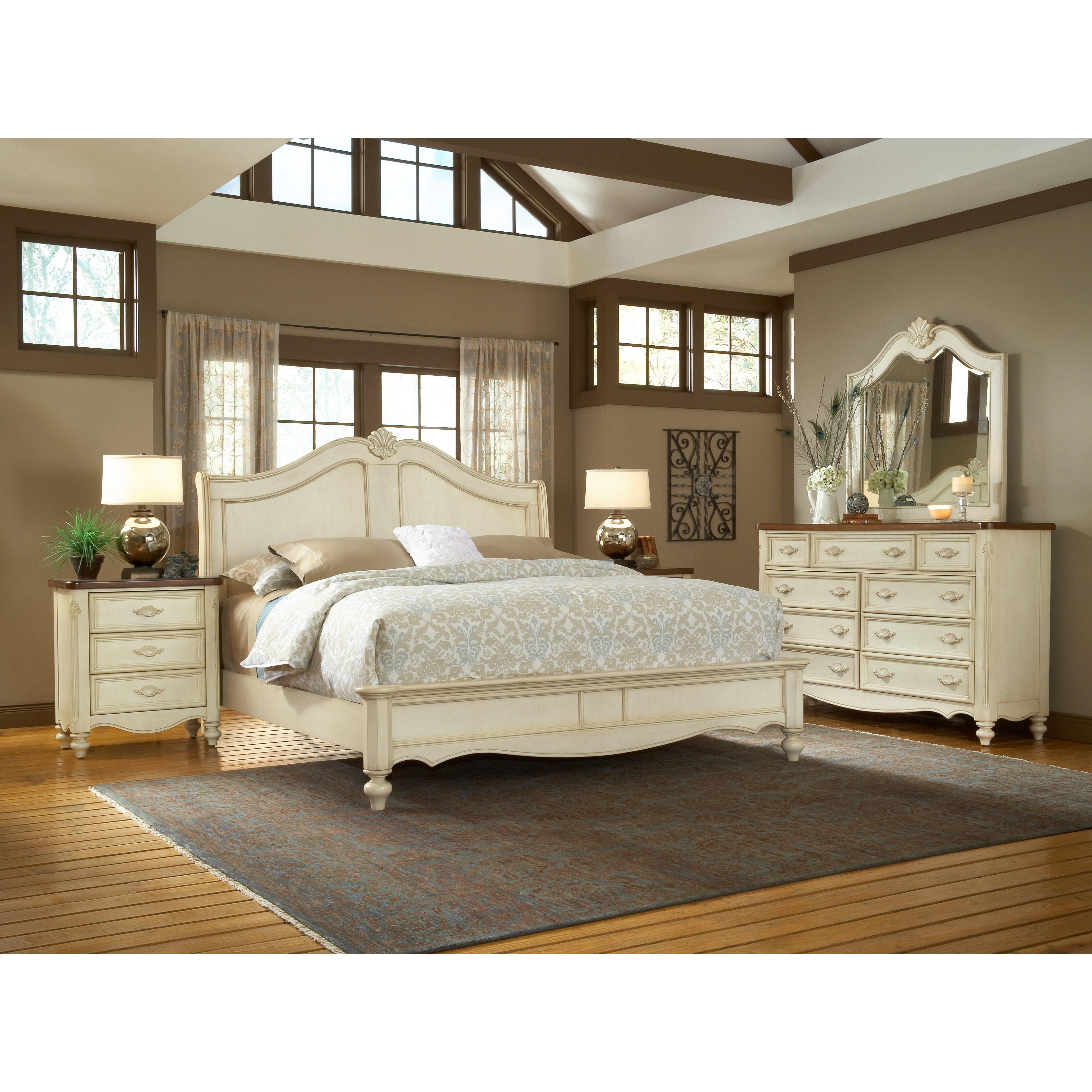 One Allium Way Brecon Panel Customizable Bedroom Set ...