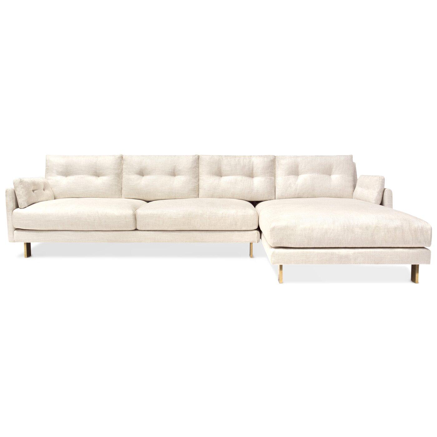 Sectional Sofa Sale Birmingham Al: Jonathan Adler Malibu Sectional