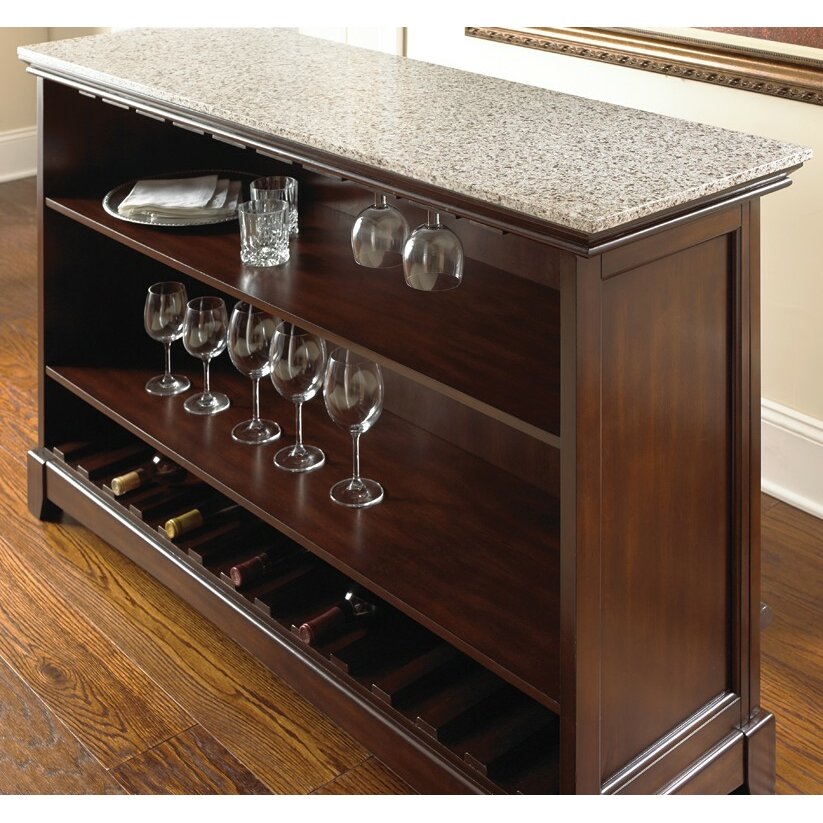 Steve Silver Furniture Newbury Counter Bar with Wine  : Steve Silver Furniture Newbury Counter Bar Table NW560B from www.wayfair.com size 823 x 823 jpeg 194kB