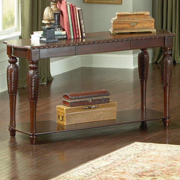 Steve Silver Furniture Antoinette Console Table Reviews Wayfair