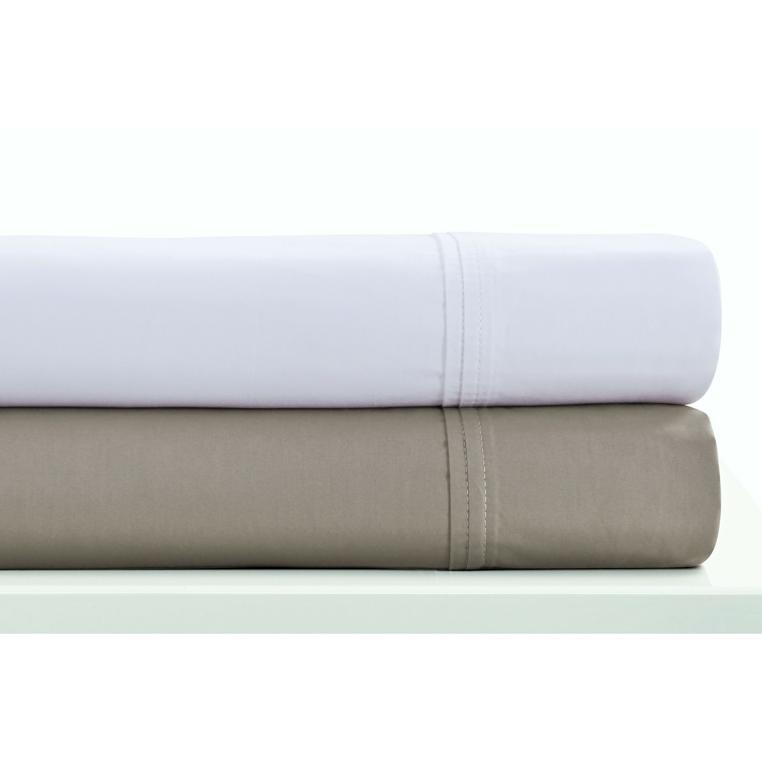 Tribeca Living 400 Thread Count Egyptian Cotton Percale