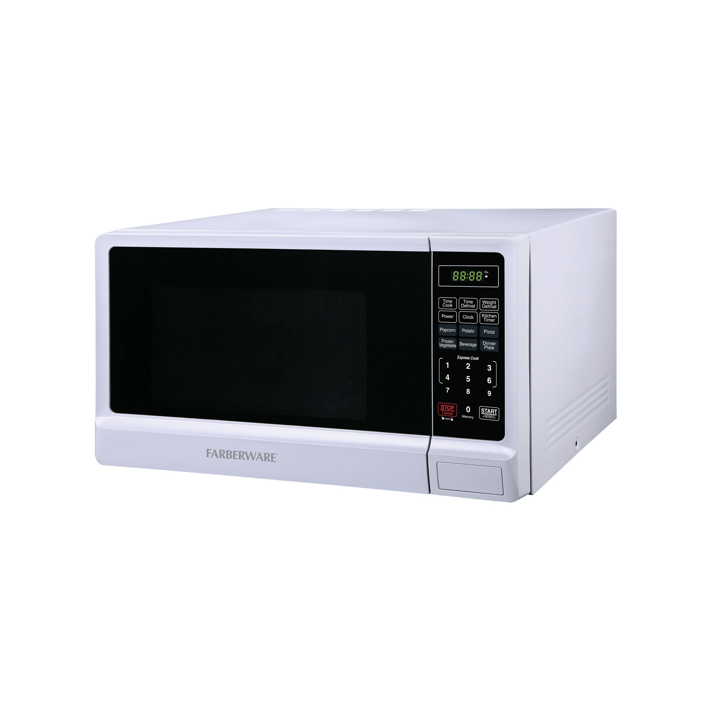First Countertop Microwave : ... Classic 1.1 Cu. Ft. 1000W Countertop Microwave Oven AllModern