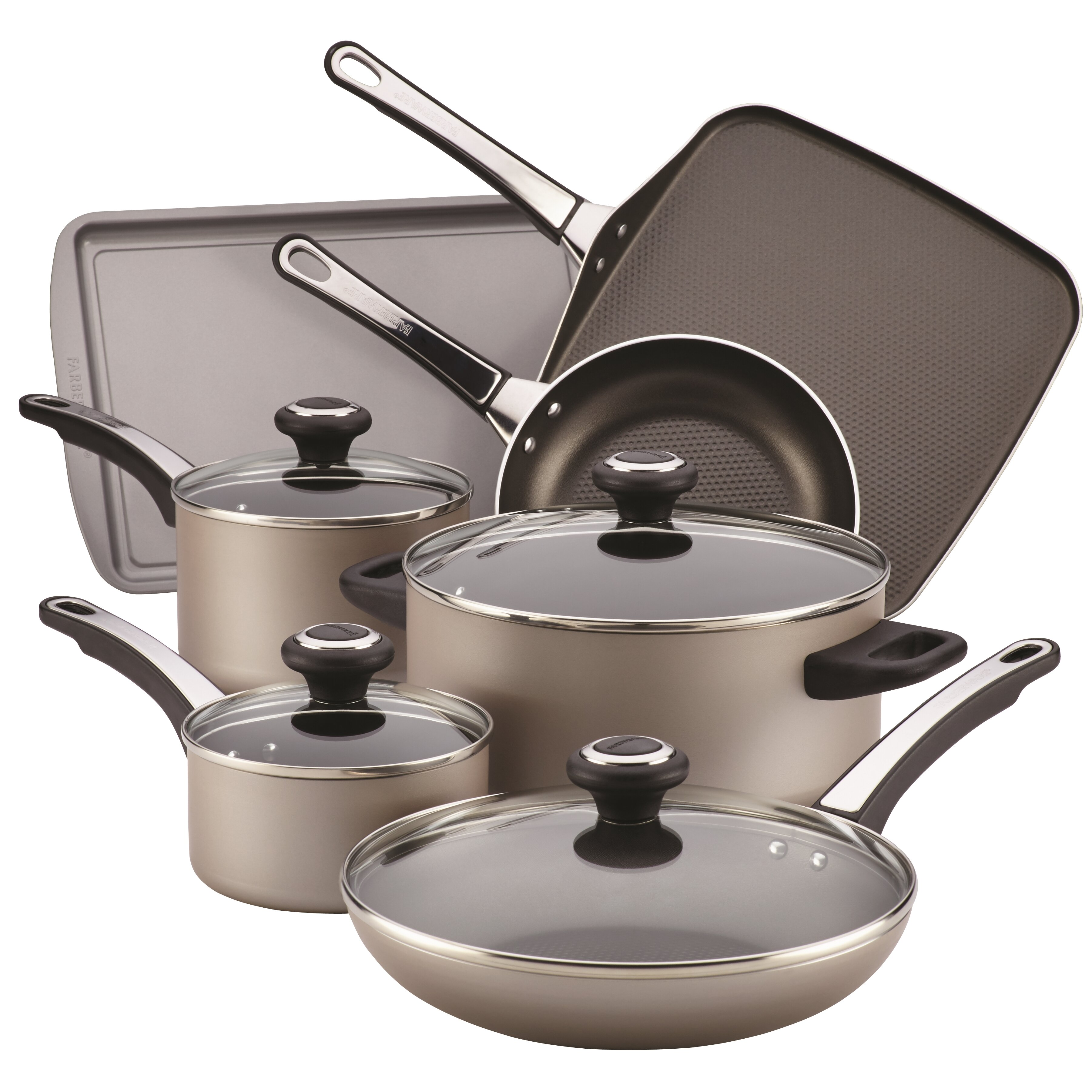 Kitchen Cookware ... 14 or More Piece Cookware Sets Farberware SKU ...