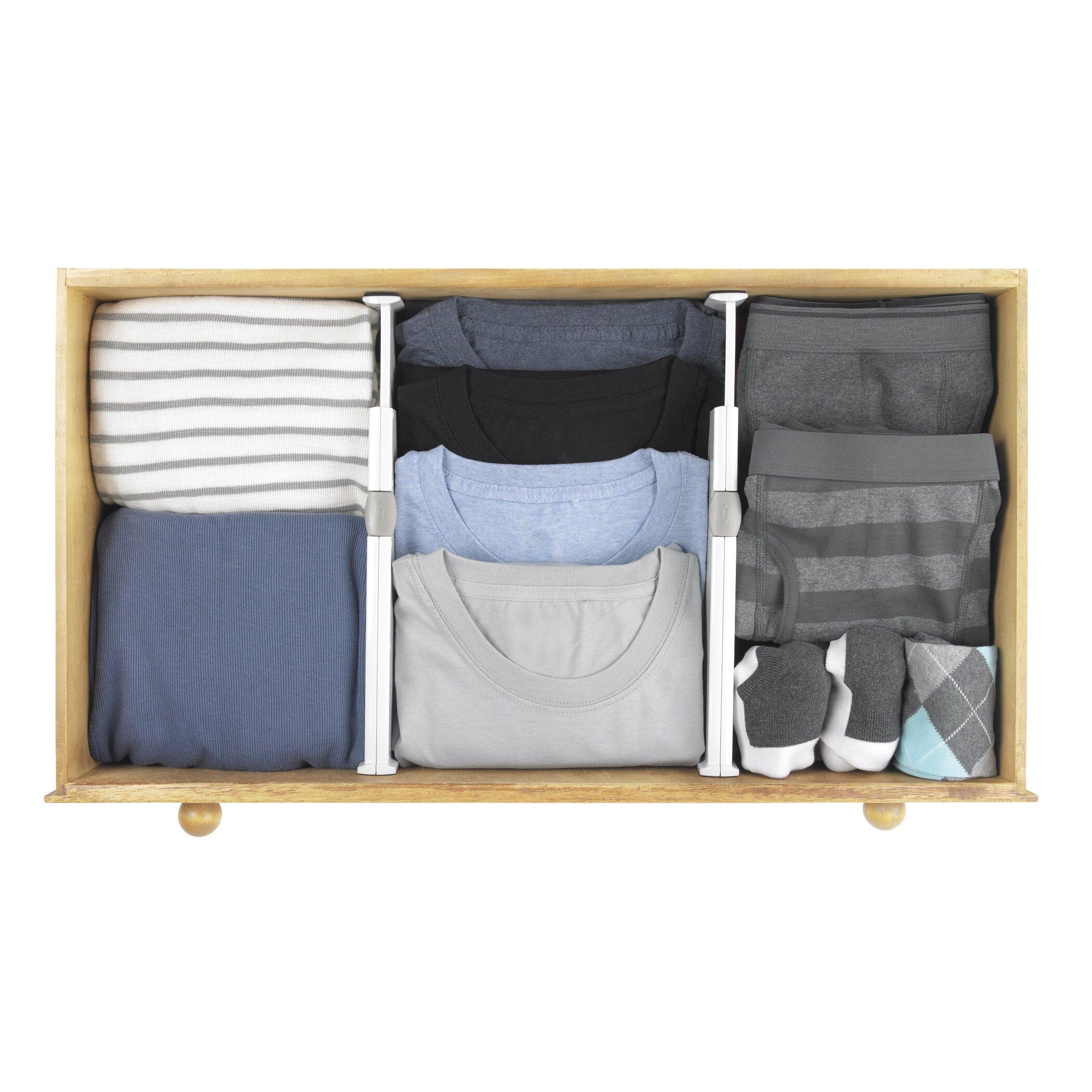 Oxo Good Grip Expandable Dresser Drawer Divider Amp Reviews