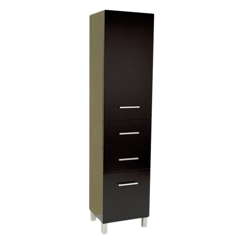 linen tower bathroom cabinets shelving fresca sku fbh1153