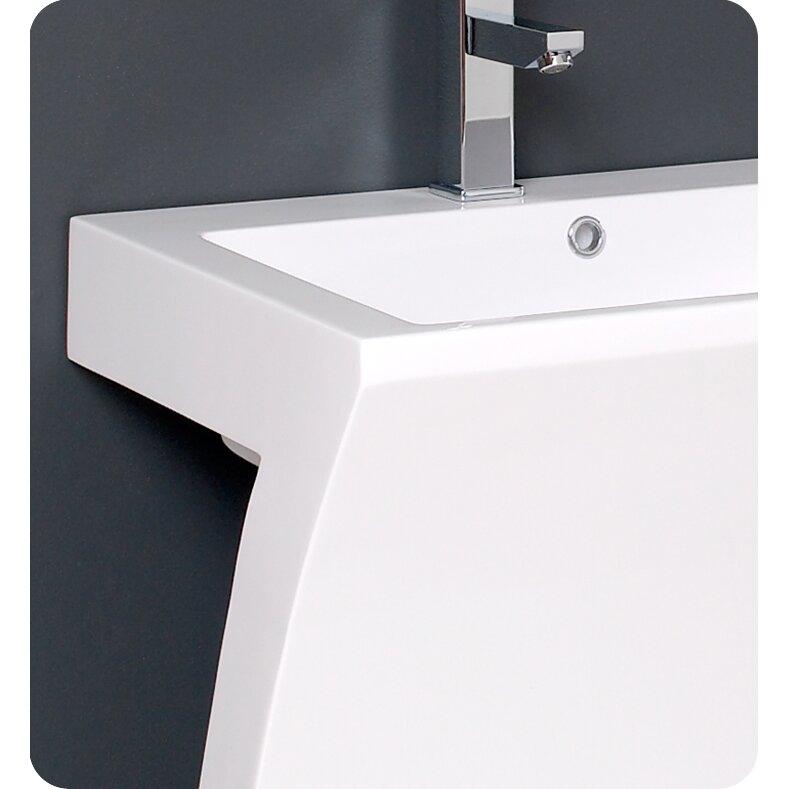 Quadro 23 Single Bathroom Vanity Set With Mirror Wayfair