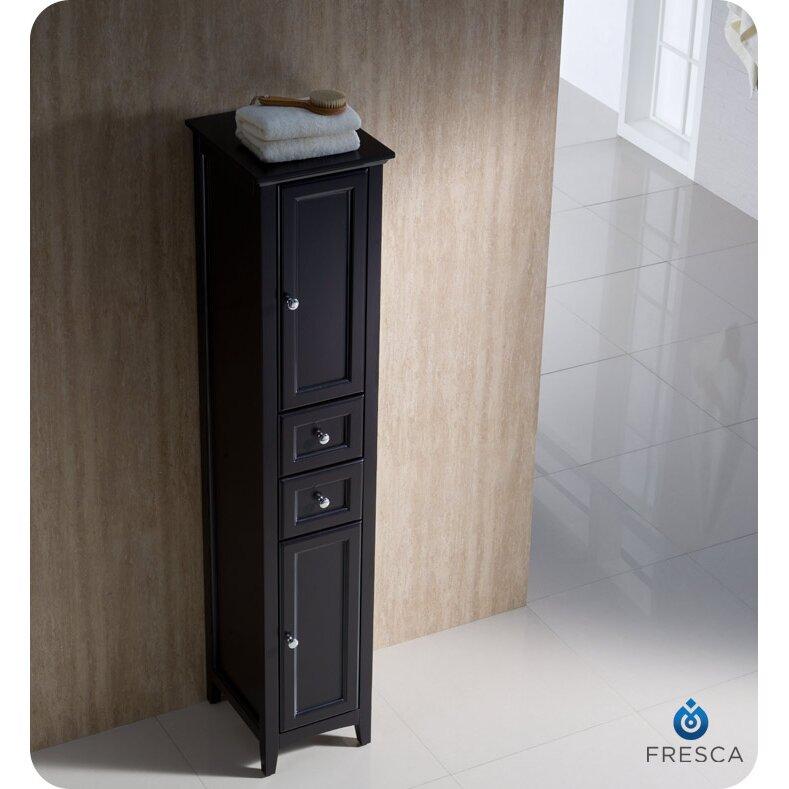 "Oxford 14"" x 68"" Bathroom Linen Cabinet"
