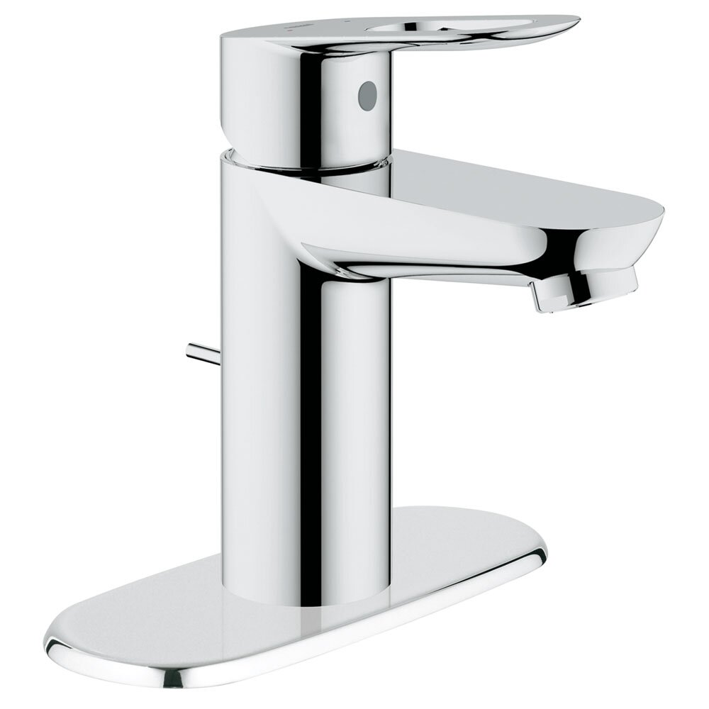 Grohe Bauloop Single Handle Centerset Bathroom Faucet Reviews Wayfair