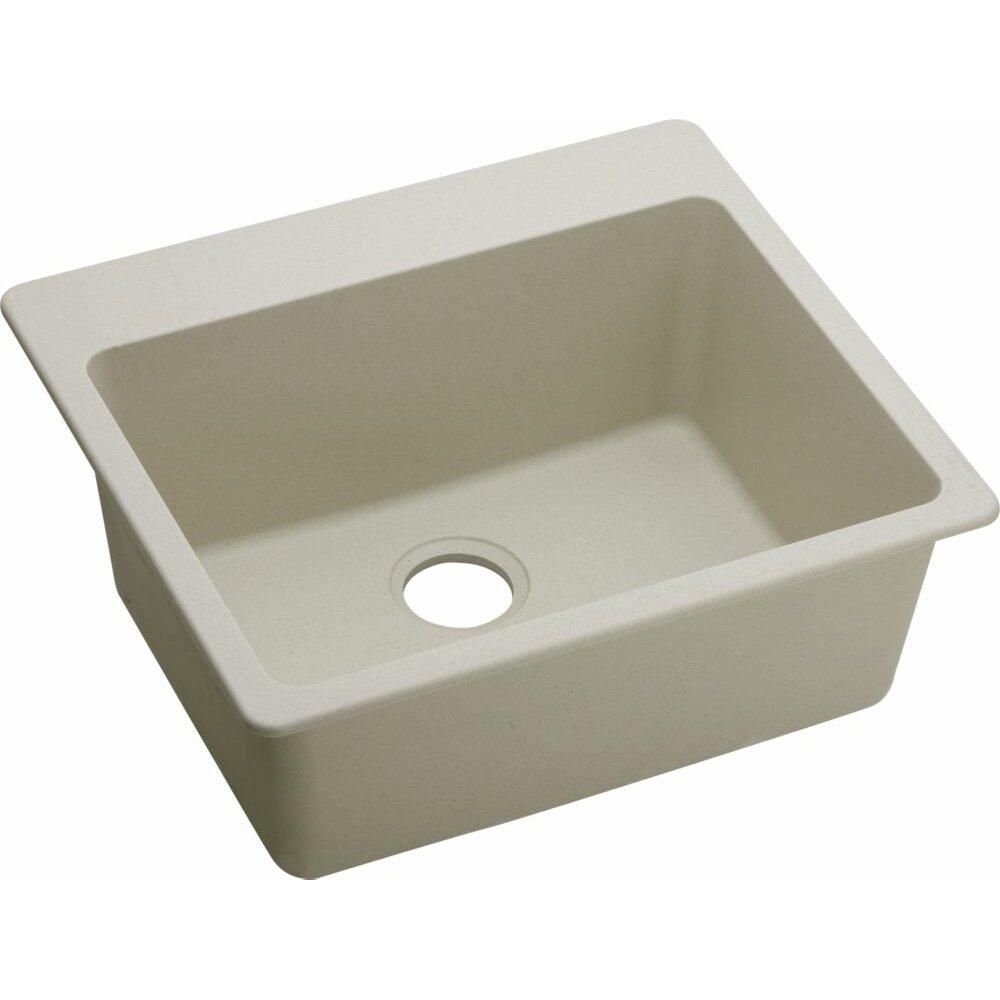 Quartz Classic 25 X 22 Kitchen Sink Wayfair