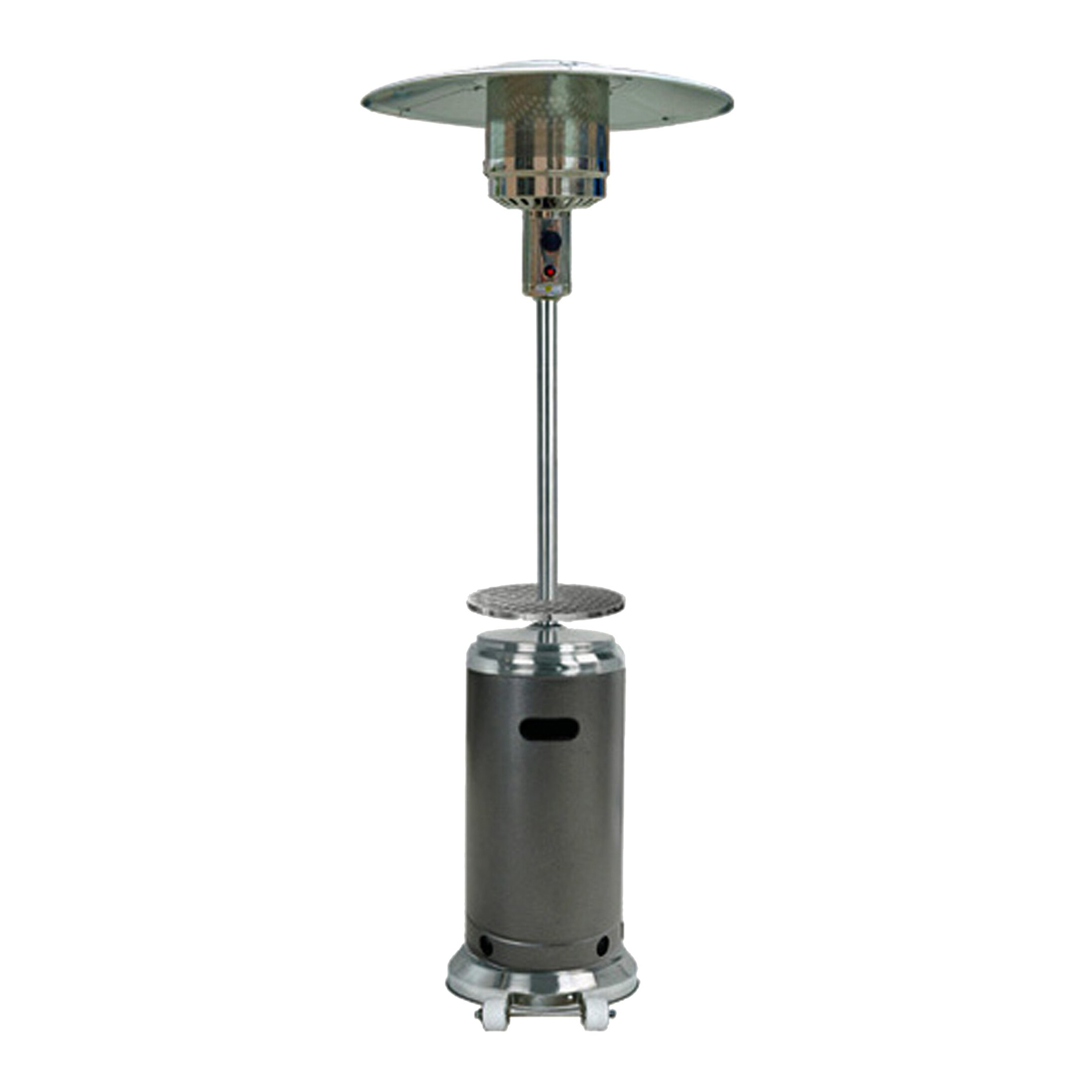 az patio heaters tall propane patio heater with table reviews