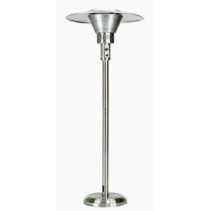 commercial natural gas patio heater wayfair