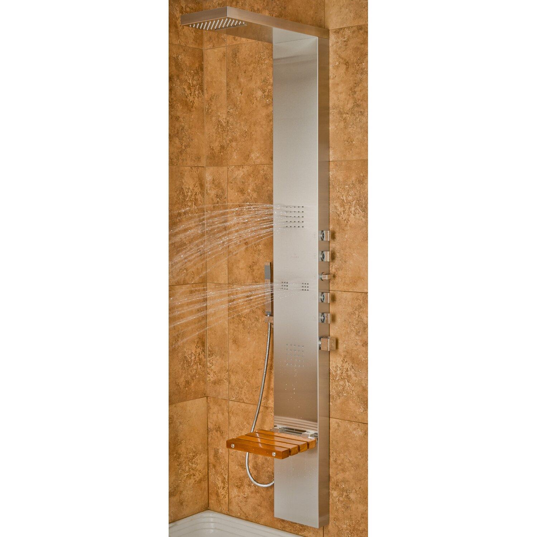 Pulse Shower Spas Oahu Showerspa Amp Reviews Wayfair