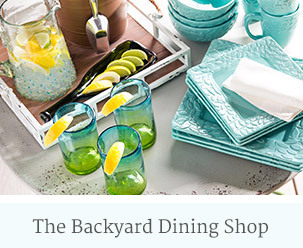 The Backyard Dining Shop