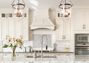 Crisp & Clean Kitchen