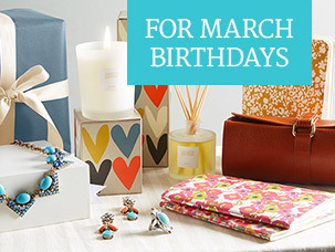 For March Birthdays