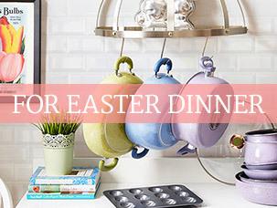 For Easter Dinner
