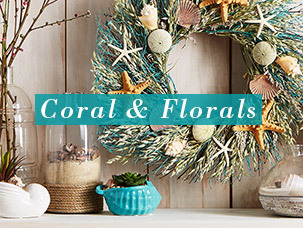 Coral & Florals