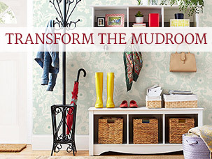 Transform the Mudroom