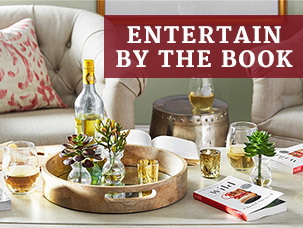 Entertain by the Book