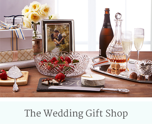 The Wedding Gift Shop