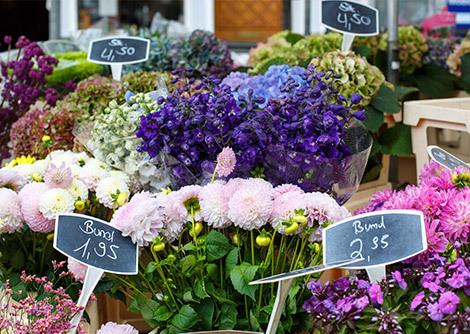 The Faux Flower Market