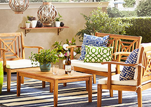 Perfectly Priced Patio