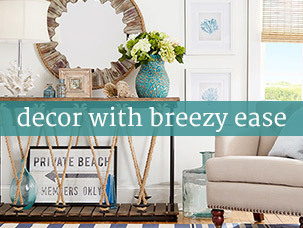 Decor with Breezy Ease