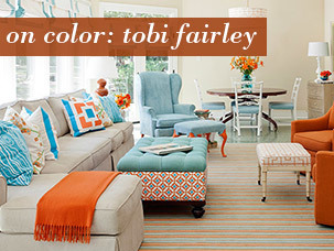 On Color: Tobi Fairley