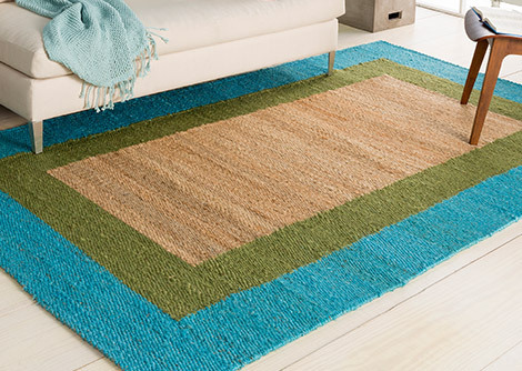 Focus On: Natural Rugs