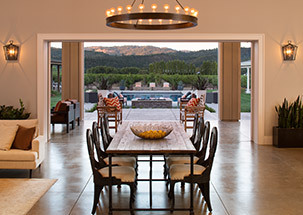 Villa by the Vineyard