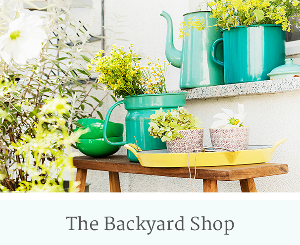 The Backyard Shop