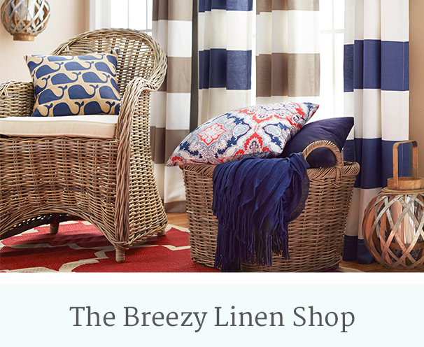 The Breezy Linen Shop