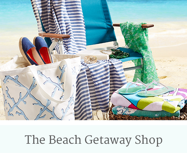 The Beach Getaway Shop