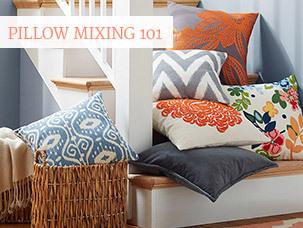 Pillow Mixing 101