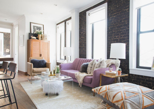 Decorating with Lo Bosworth
