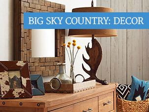 Big Sky Country: Decor
