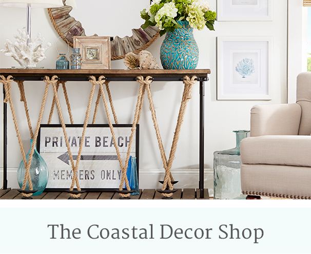 The Coastal Decor Shop