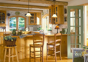 The Quaint Kitchen