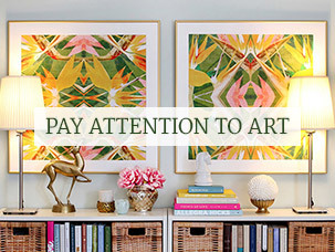 Pay Attention to Art