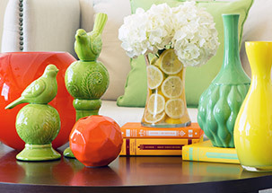 Citrus Splash Decor