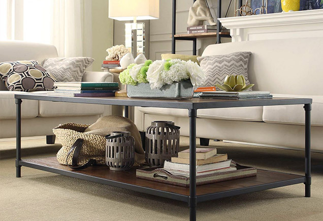Key Piece: Coffee Tables