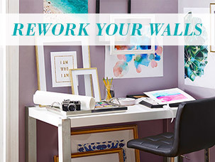 Rework Your Walls